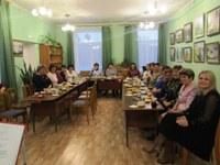 25 января в Кизильской районной библиотеке состоялся праздничный вечер «Всем Татьянам в этот день…» в честь милых девушек и женщин, чье имя – Татьяна