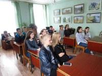 В читальном зале Кизильской районной библиотеки прошел литературный вечер-портрет «Пока в России Пушкин длится, метелям не задуть свечу»