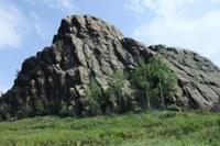 СИНИЙ ШИХАН (Синий Камень)