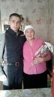 Поздравление с Днем Матери начальника ОВО по Кизильскому району