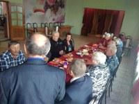 Встреча с ветеранами  КМР